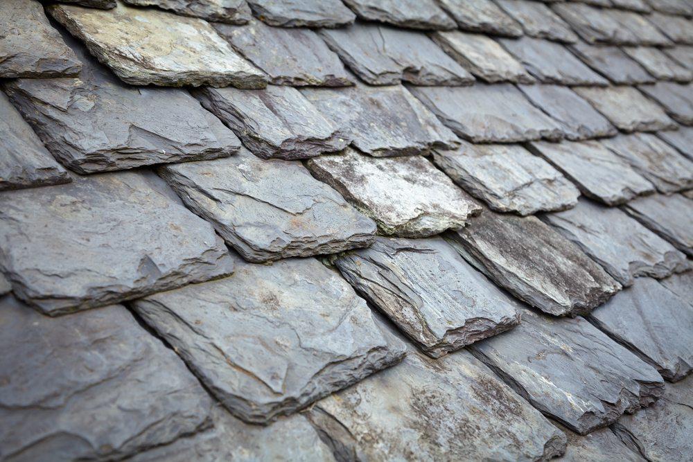 Slate roof shingles types