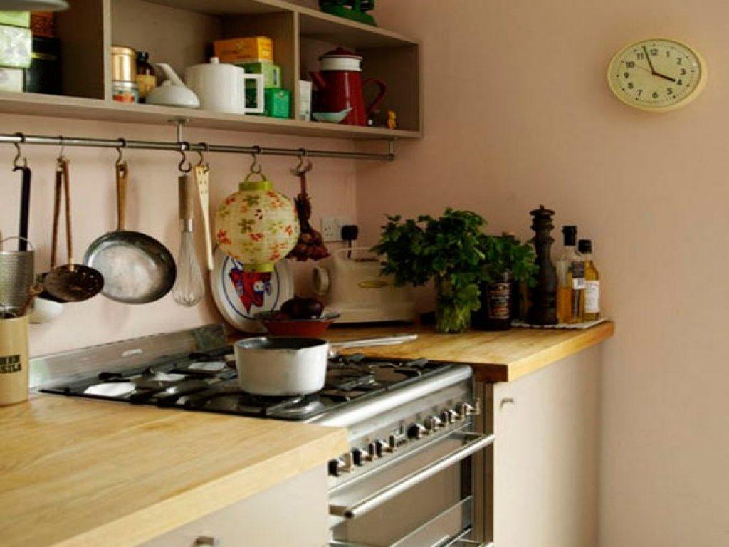 the small kitchen storage ideas