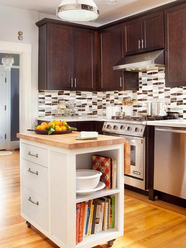the great small kitchen storage ideas