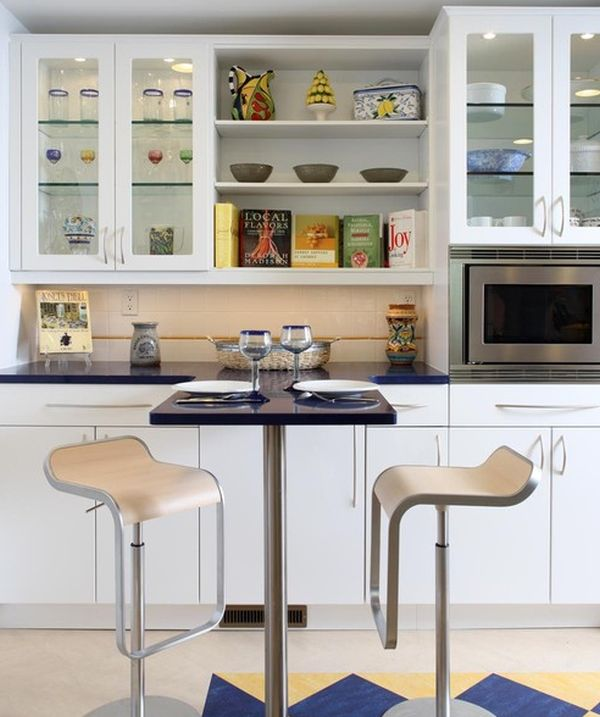 the new small kitchen storage ideas