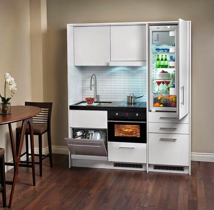 new nice small kitchen storage ideas