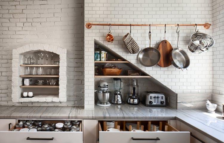 the best small kitchen storage ideas