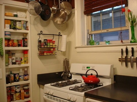 more about small kitchen storage ideas