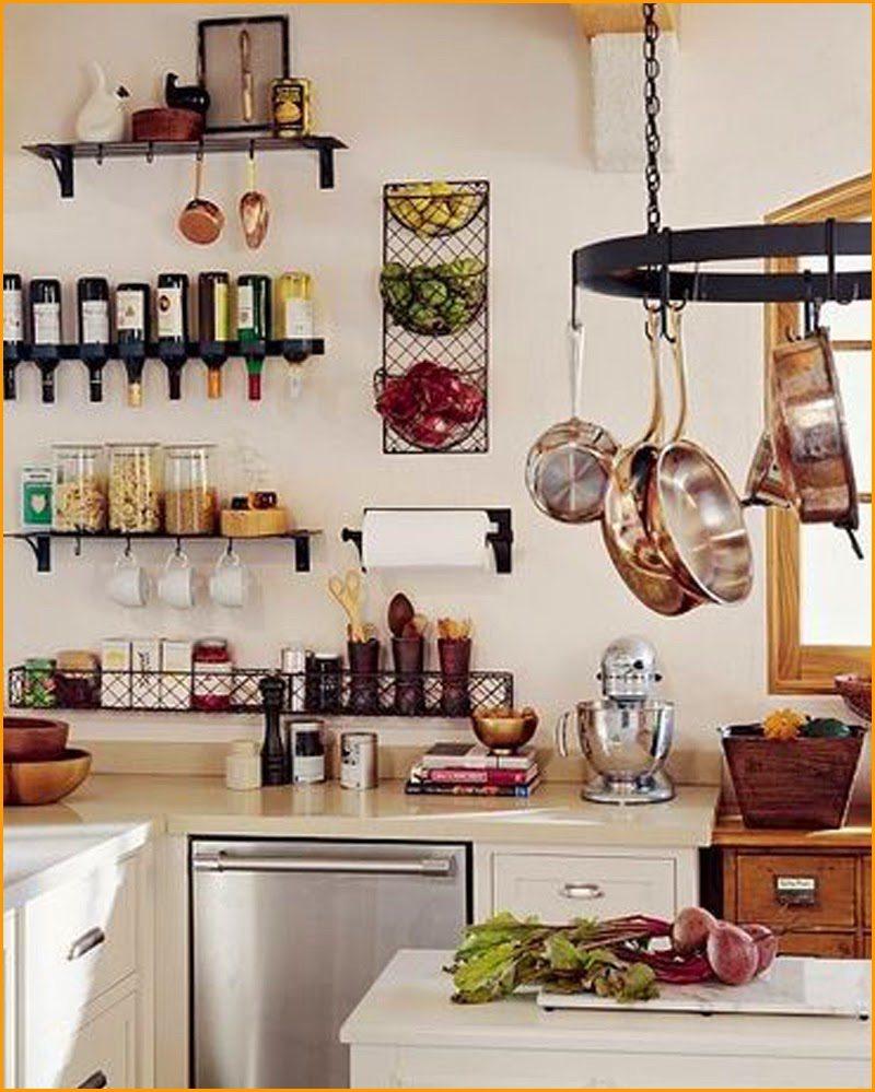 good small kitchen storage ideas