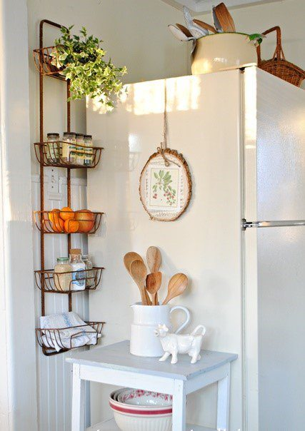 small kitchen storage ideas and tips