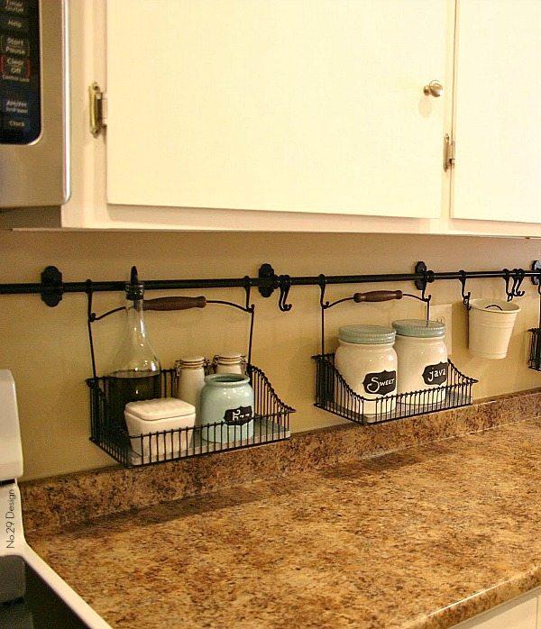 best of small kitchen storage ideas