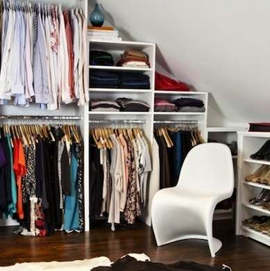 small walk in closet ideas pinterest