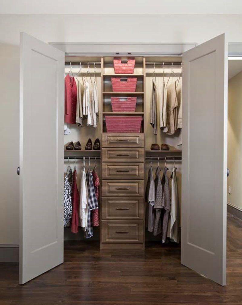 top small walk in closet ideas