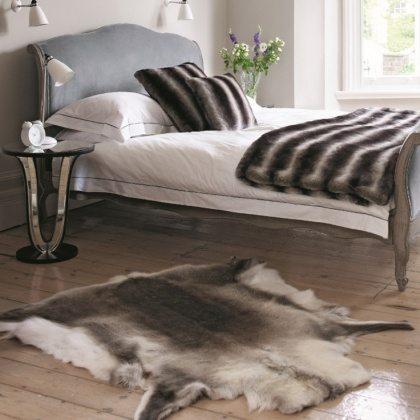 animal skin soft bedroom rugs