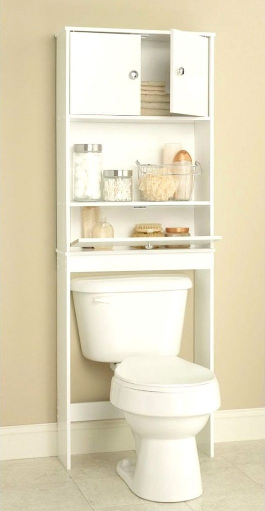 over the toilet bathroom wall storage cabinets