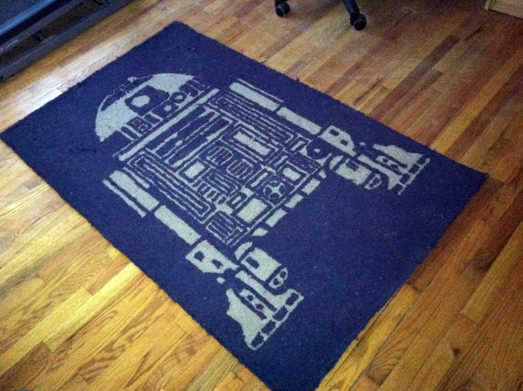star wars room decor r2 d2 rug