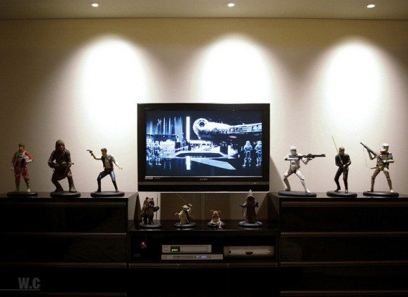 star wars room decor theme
