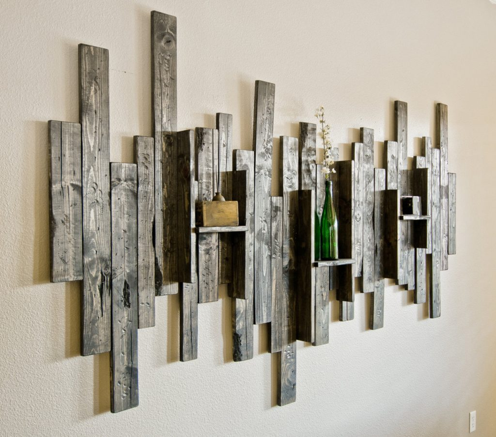 Rustic wall decor lavish ideas