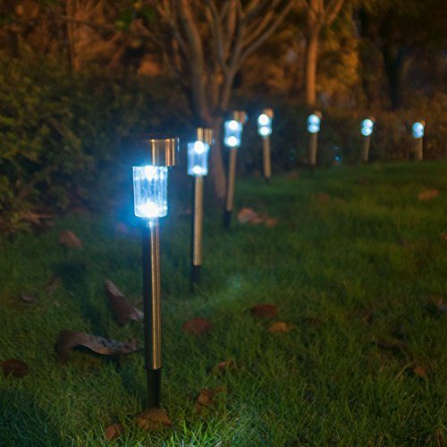 10 Great Deck Lighting Ideas For Your Outdoor Patio: 6 Outdoor Solar Lighting Ideas To Lighten Your Garden