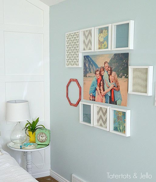 smart gallery wall ideas