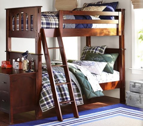 Bunk Bed with Desk rom the tree have many advantages