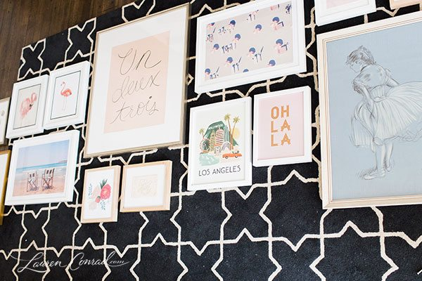 how to make the most creative gallery wall ideas
