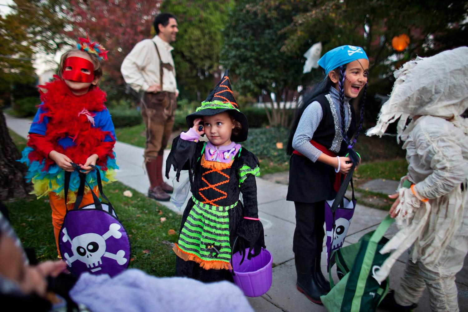 Outdoor Halloween Decorations celebrations and costumes