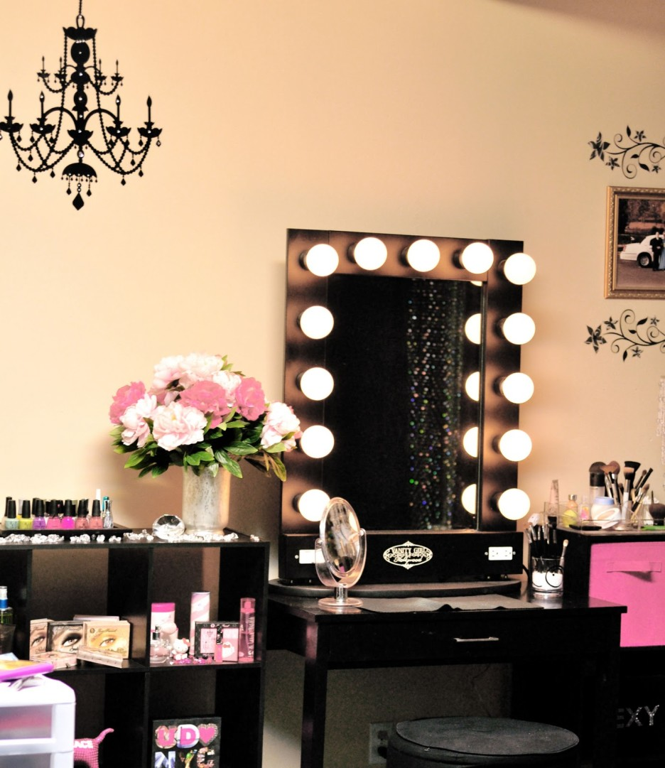 Most Wanted Makeup Vanity Table Ideas Do It Yourself
