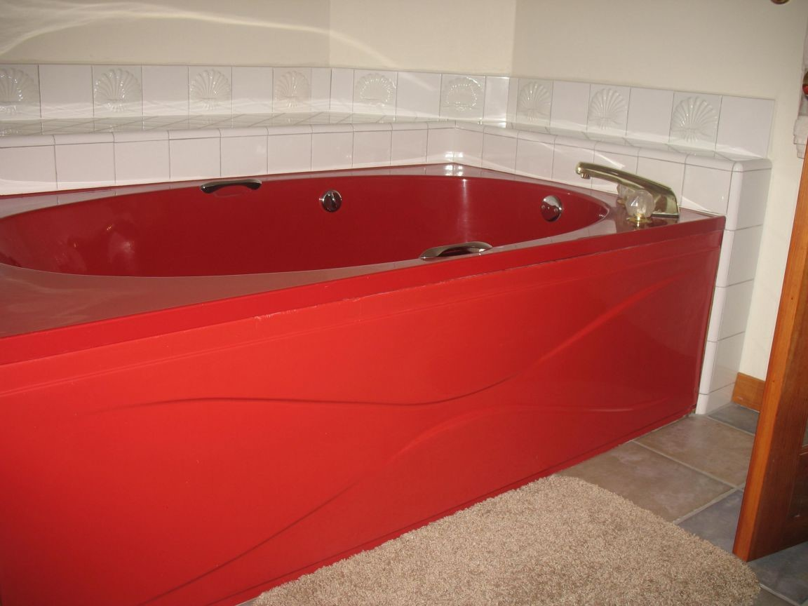 Modern Bathroom Design Jacuzzi Bathtub 2017