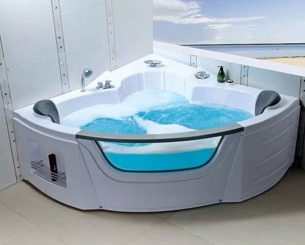 Modern Bathroom Design - Modern Jacuzzi bathtubs
