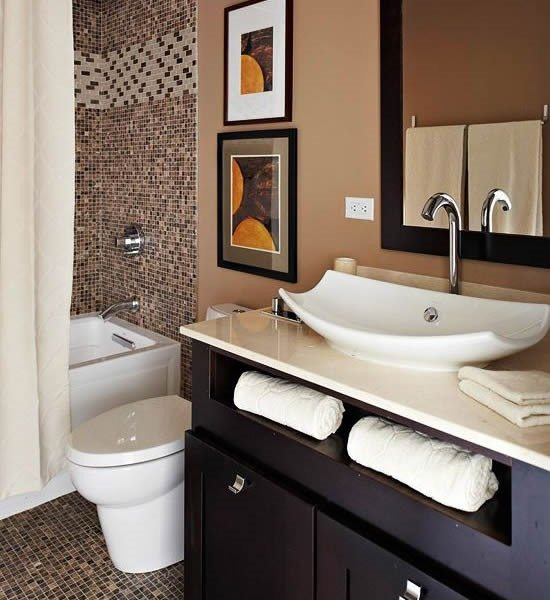Modern Bathroom Design Luxurious - Elegant bathrooms 2017