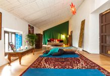 Meditation Room Decorating in your private room