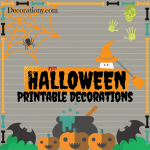 Printable Halloween Decorations - Free Printables!