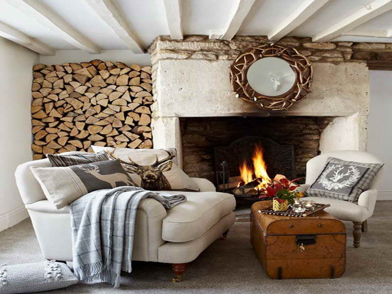 rustic wall decor styles