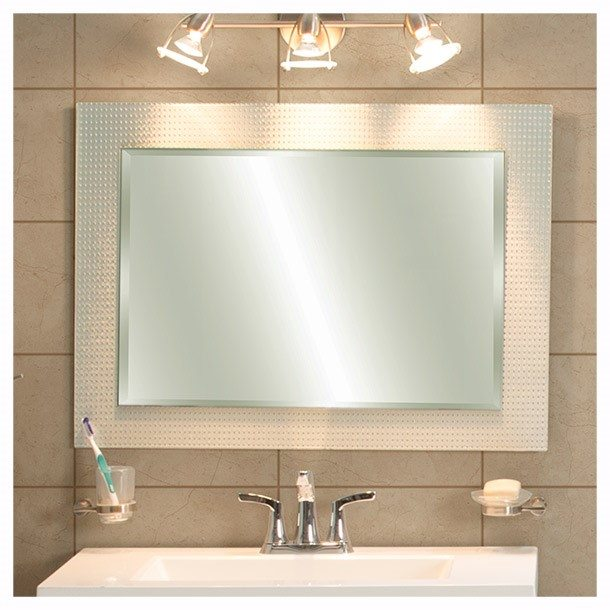 Modern Bathroom Design Simple Mirror