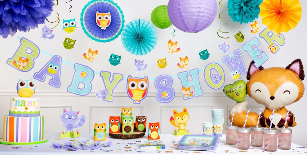 best baby shower decoration ideas