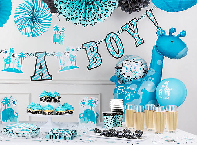 cool baby shower decoration ideas