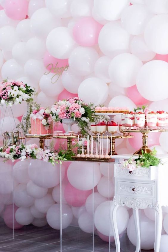 cute baby shower decoration ideas