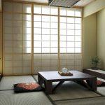 Meditation Room Decorating calm atmosphere