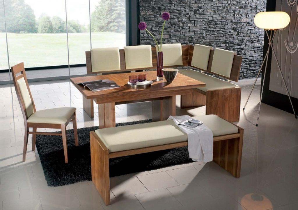 new corner dining table