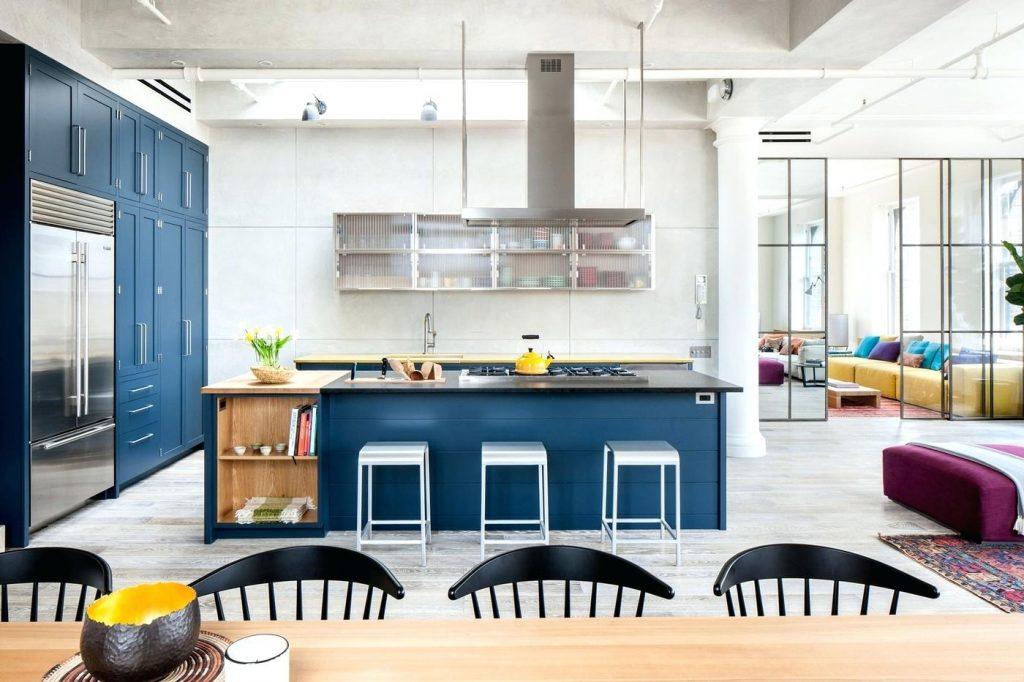 dark kitchen cabinets types