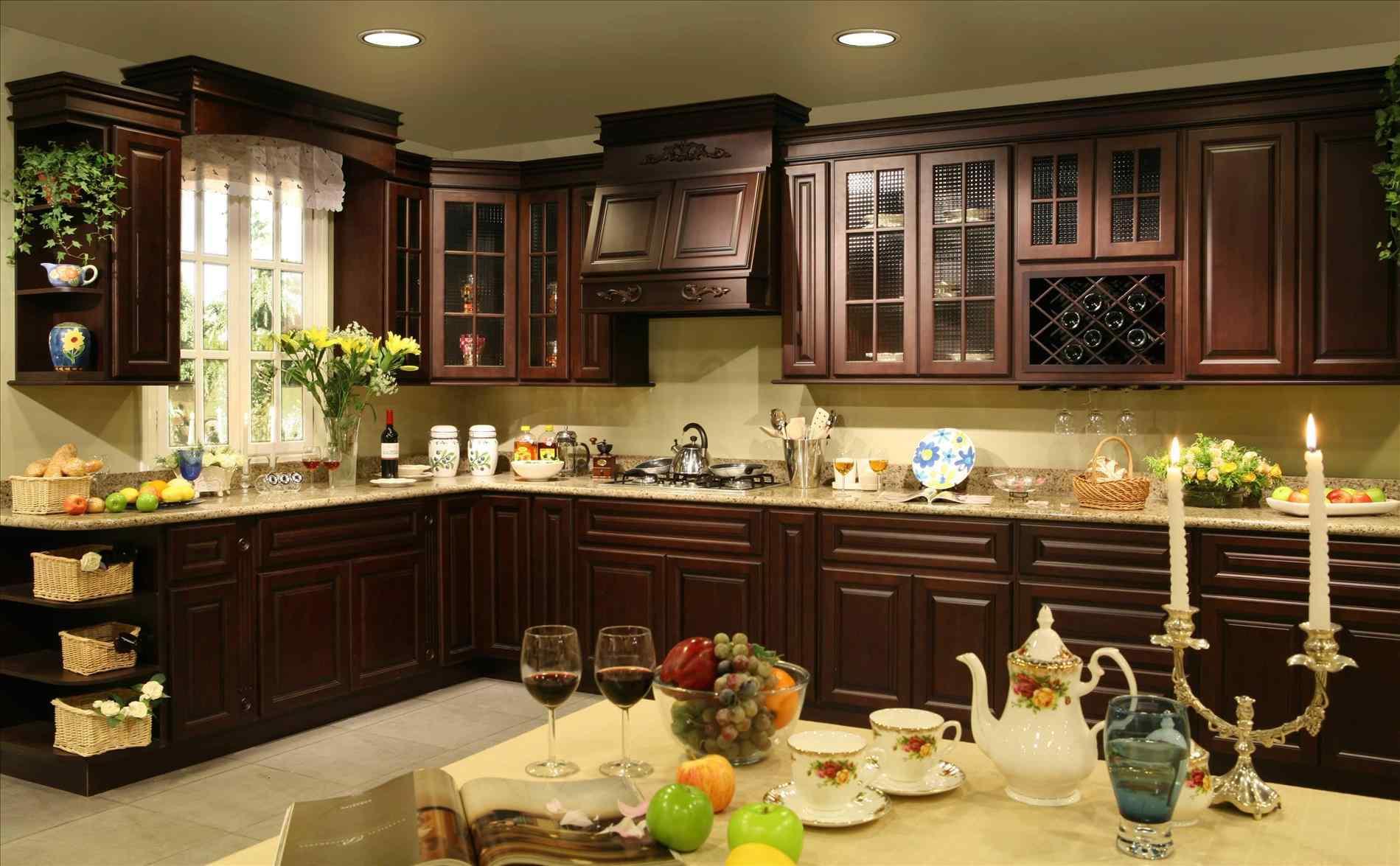 Best Dark Kitchen Cabinets Designs Ideas Decor Or Design