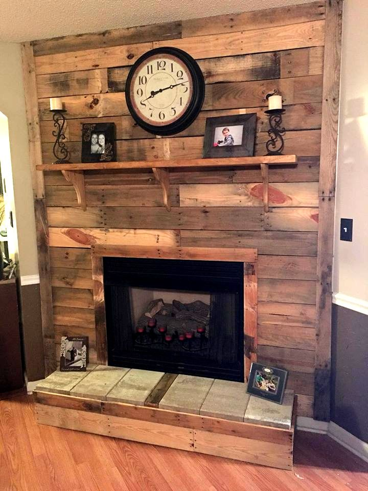 rustic wall pallets rustic wall decor authentic ideas