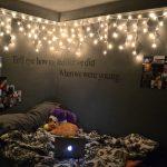 Meditation Room Decorating -decorated Garland room