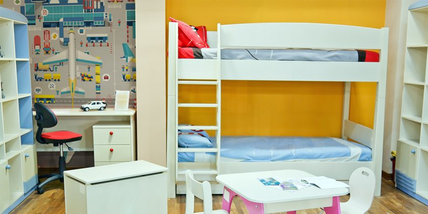 Bunk Bed with Desk double bunk bed with desk