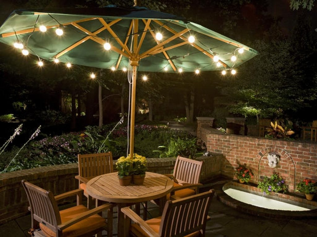 ideal outdoor solar lighting ideas