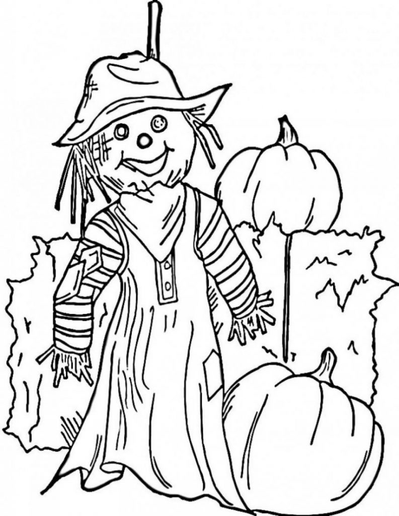 Halloween coloring cards