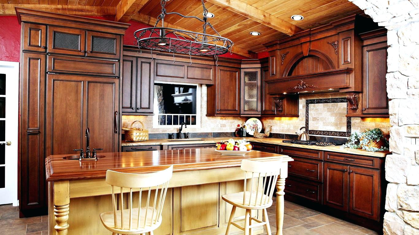 20 Rustic Kitchen Cabinets Styles To Renovate Your Kitchen