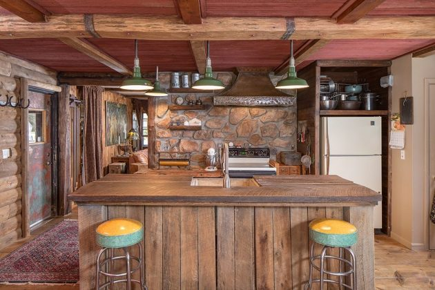 Inexpensive Rustic Kitchen Cabinets Budget Rustic Kitchen Design Ideas & Pictures | Zillow Digs