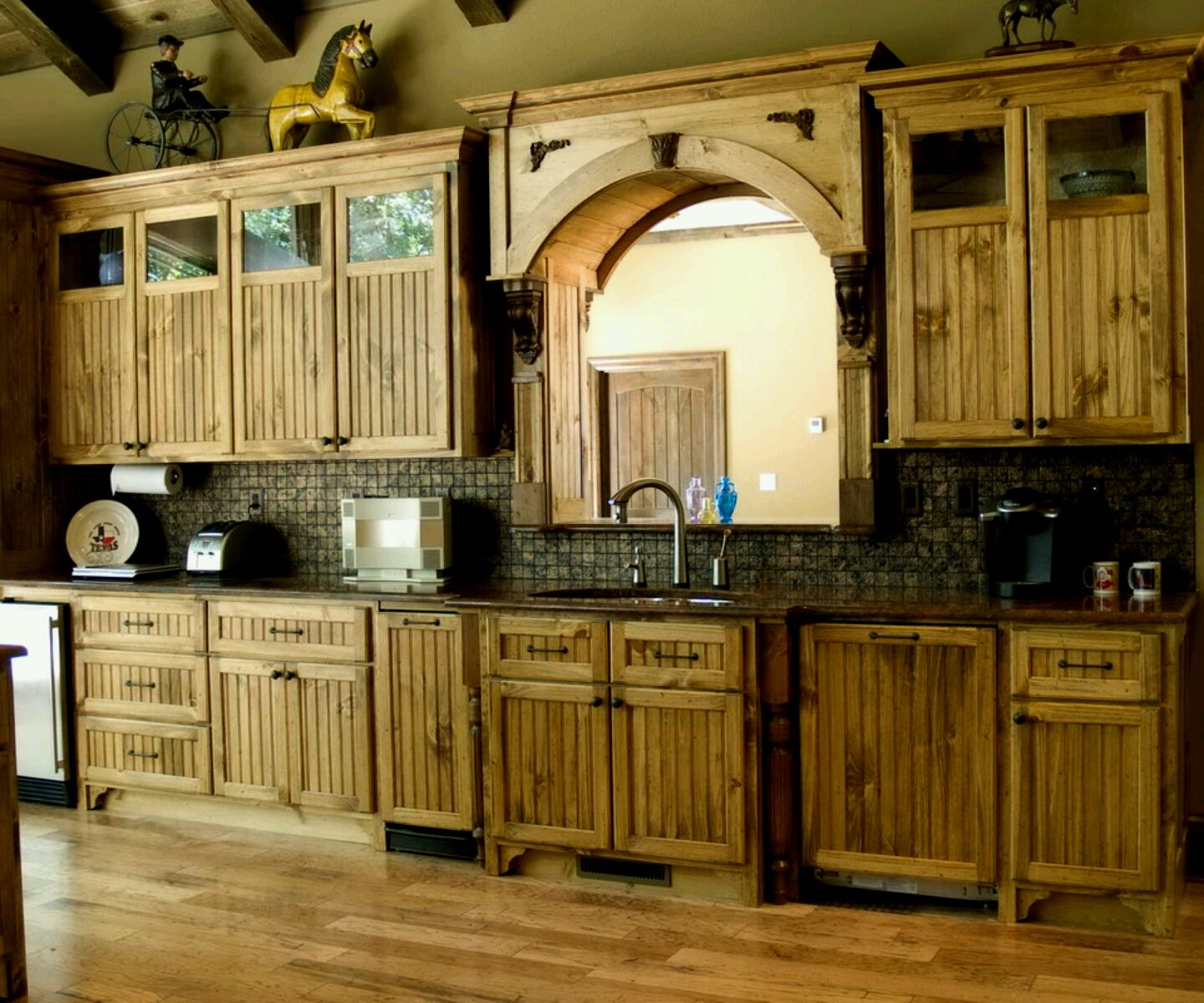 20 Rustic Kitchen Cabinets Styles to Renovate Your Kitchen ...