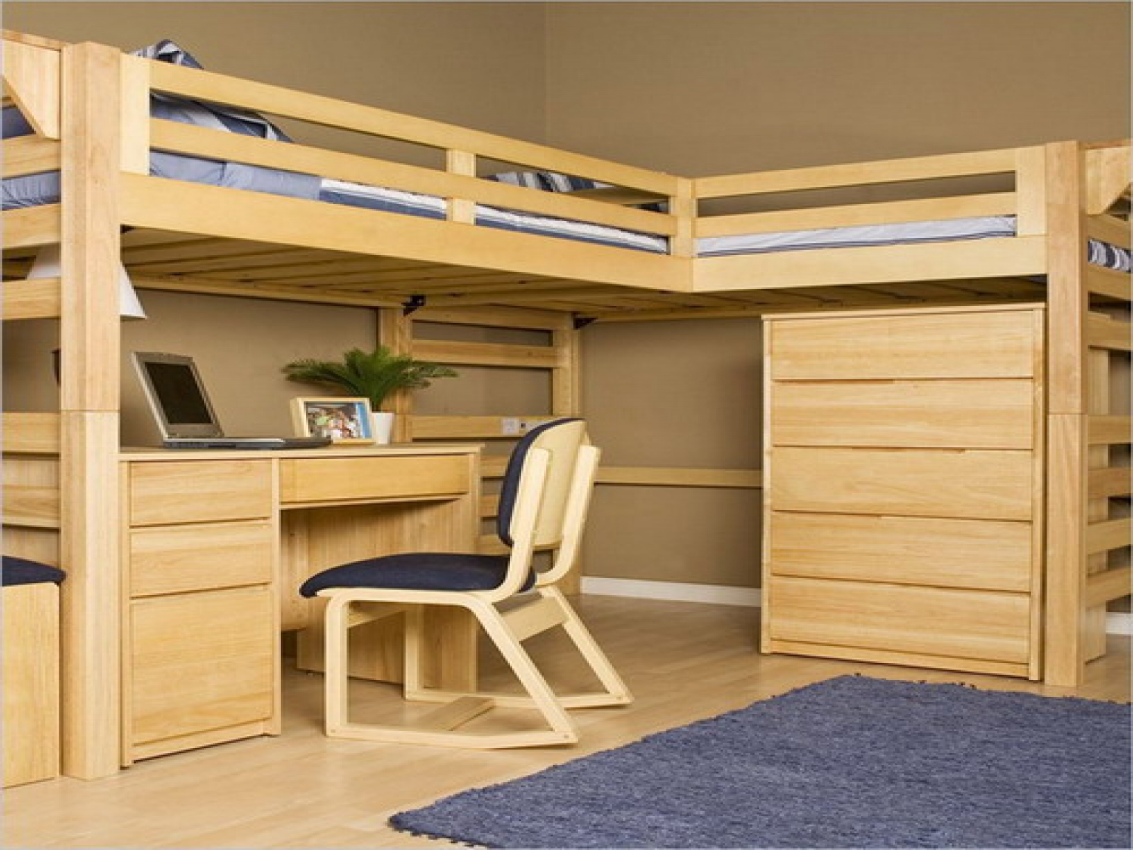Picture of: Astonishing L Shaped Bunk Beds Designs With Pictures Decor Or Design