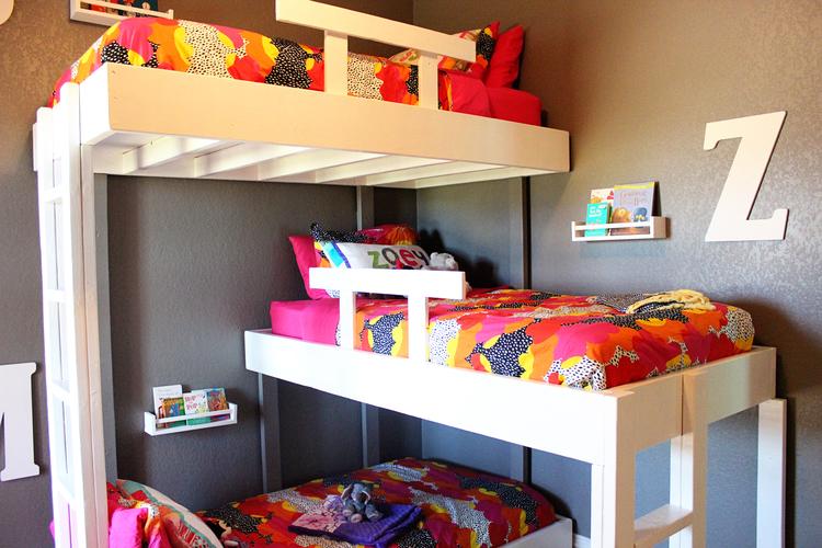 l shaped bunk beds ideas