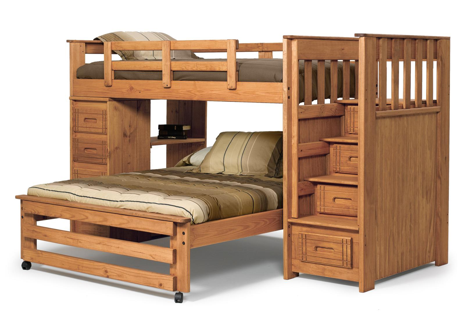 Astonishing L Shaped Bunk Beds Designs With Pictures