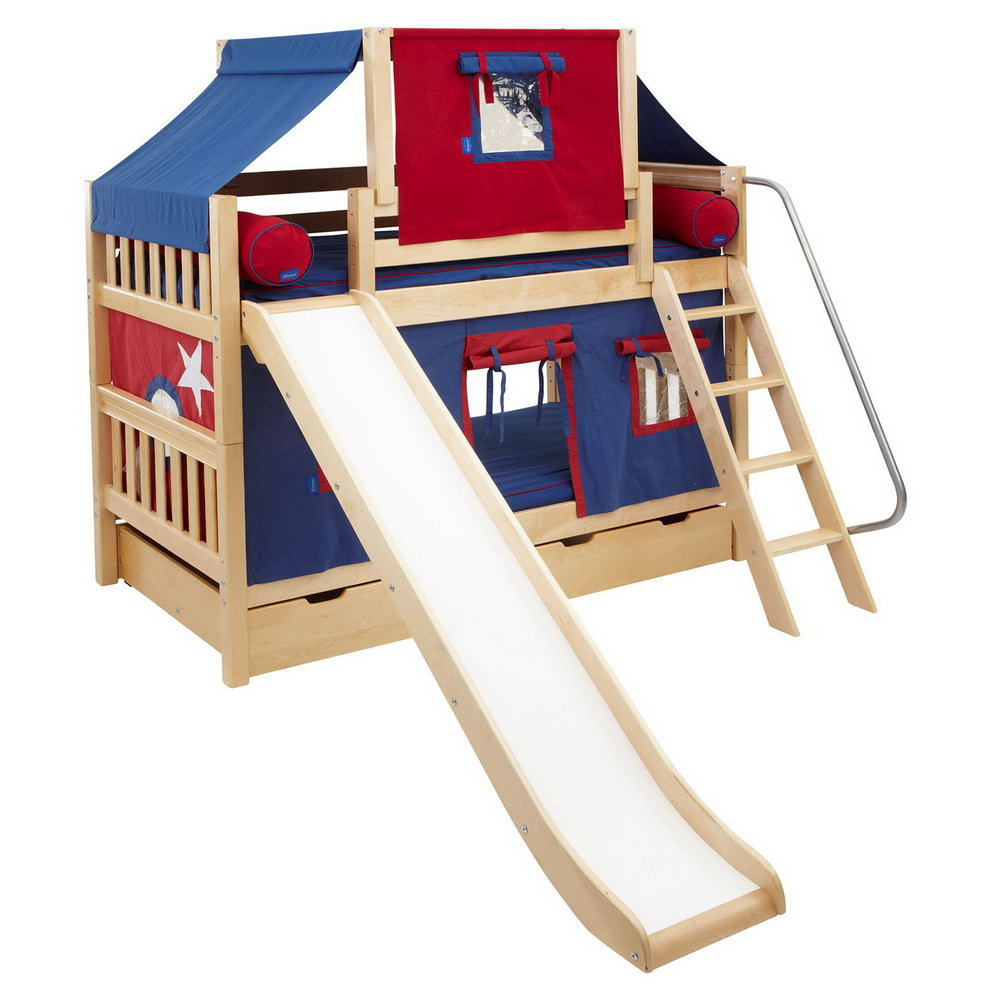 cool l shaped bunk beds