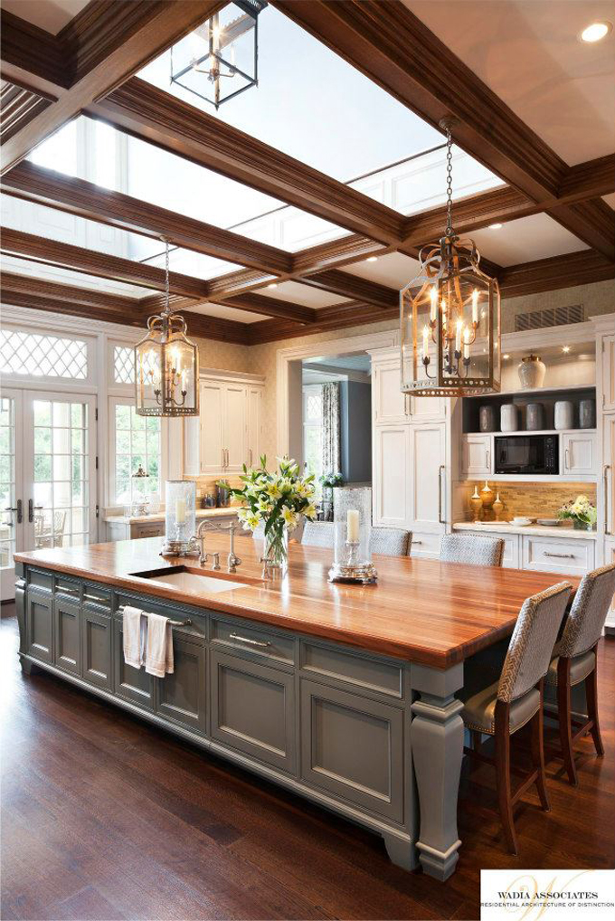 amazing large kitchen island designs | Large Kitchen Island Designs and Plans | Decor Or Design